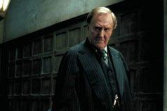 El actor de 'Harry Potter' Robert Hardy muere a los 91 años