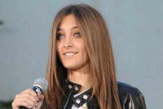 Paris Jackson, la hija del 'Rey del Pop', se estrenará como actriz