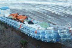 Cómo hacer paso a paso un kayak con botellas