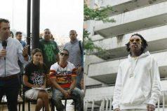 Wiz Khalifa y los cultos a Escobar que indignan al Alcalde de Medellín