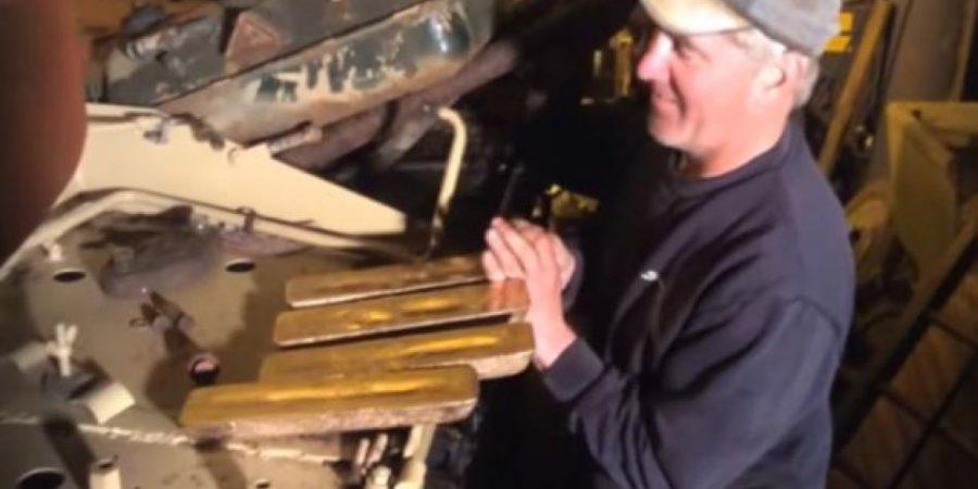 Compró tanque y se llevó tremenda sorpresa