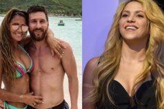 Antonella Roccuzzo 'se acuerda' de Shakira en su luna de miel