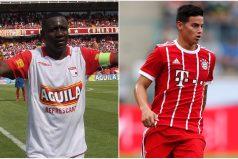 Las palabras que aprendió el Tren Valencia en Bayern, el nuevo equipo de James