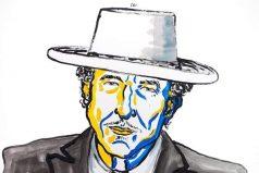 Bob Dylan recogerá este fin de semana el Nobel de Literatura… ¡Y el jugoso premio!