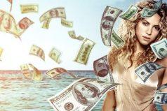 Shakira: el impresionante salario de la cantante, al descubierto