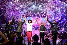 Los Backstreet Boys debutan en Las Vegas con su residencia 'Larger Than Life'