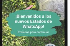 Estados de WhatsApp podrán incluir videos y fotografías que desaparecen tras 24 horas