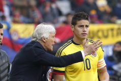 Los curiosos votos de James Rdríguez y José Pékerman en 'The Best'