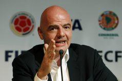 FIFA acabará los amistosos y creará una Liga Mundial de selecciones a partir de 2019