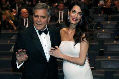 Nacieron Ella y Alexander, los gemelos de Amal y George Clooney