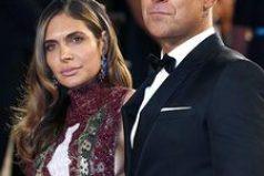 """Mujer de Robbie Williams revela que el cantante sufrió un """"ataque de pánico"""""""