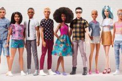 """¡Ken cambió de look! Cuerpo """"robusto"""", estilo hipster o trenzas africanas"""