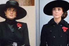 31 veces en las que Kate Middleton se vistió como la princesa Diana