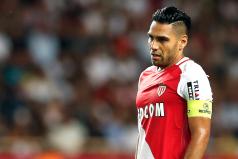 Leonardo Jardim descartó a Falcao García para Lyon VS AS Mónaco