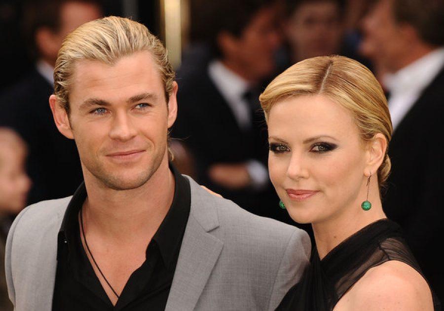 Charlize Theron tendría que ser la nueva 007, según Chris Hemsworth