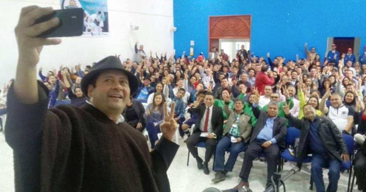 ElempresarioquedicequeganaralaseleccionesyseraPresidentedeColombia-Colombiamegusta