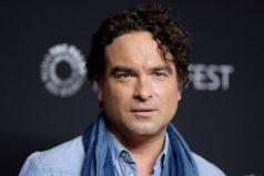El actor de 'The Big Bang Theory', Johnny Galecki, pierde su casa en un incendio