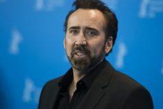 Nicolas Cage desata los memes con su llamativa vestimenta