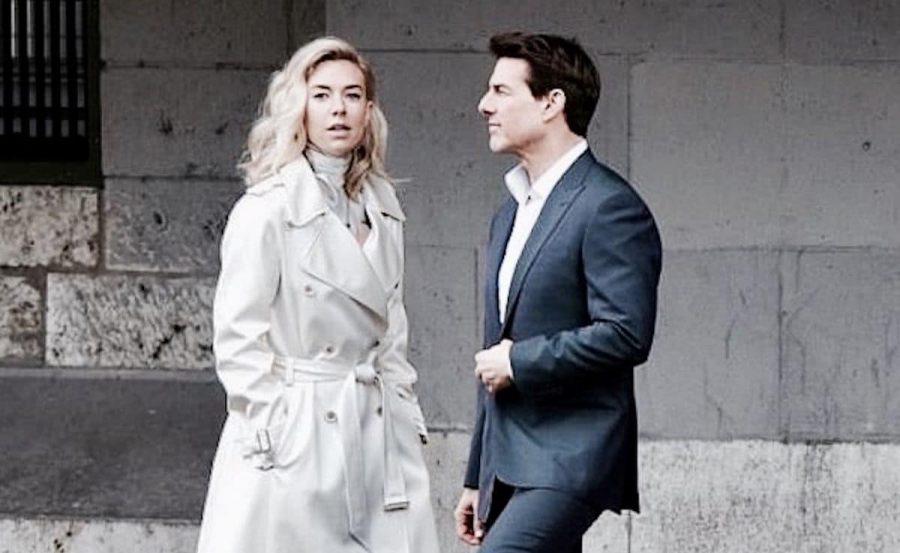 Nuevas fotos confirman la relación de Tom Cruise con actriz de 'The Crown' de Netflix