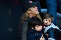 Shakira saldrá de gira con sus hijos por primera vez