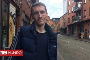 """""""No soy un héroe"""": el indigente que ayudó a unos niños heridos en el atentado en el Manchester Arena donde murieron 22 personas"""