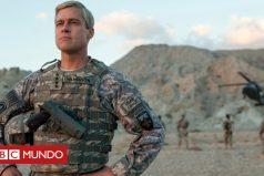 """Por qué un experto en la guerra de Afganistán cree que """"War Machine"""", la última película de Brad Pitt, debería mostrarse en las universidades"""