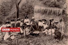 Las inéditas y extraordinarias fotos francesas que revelan la Colombia del siglo XIX