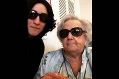 Abuela que rapea en redes es la madre de la cantante Gloria Estefan