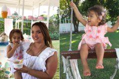 Las fotos más tiernas de Alaïa, la bebé de Adamari López y Toni Costa, en Instagram