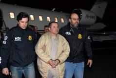 'My name is Joaquín Guzmán': 'El Chapo' aprende inglés en prisión