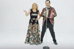 Adriana Lucía y Alfredo Gutiérrez estrenaron pegajosa versión del 'Festival en Guararé'
