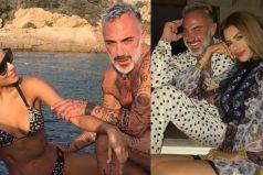 Gianluca Vacchi y Ariadna revelan detalles desconocidos de su relación