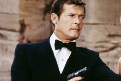 Falleció Roger Moore, el actor de 'James Bond' y 'El Santo'