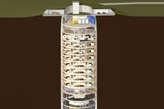 Así se preparan los ricos para un ataque nuclear: apartamentos de lujo bajo tierra