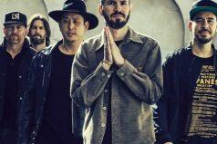 Él sería el nuevo vocalista de Linkin Park