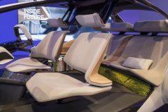 Así serán los autos por dentro: con ustedes, el interior del futuro