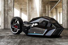 BMW Titan: la moto que Batman querría tener