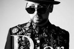Boy George se convierte en la nueva imagen de Dior