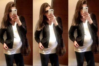 El Cuerpo de Carolina Cruz tan solo tres meses después de dar a luz