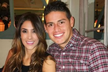 ¿Divorcio de James Rodríguez y Daniela Ospina es una farsa?