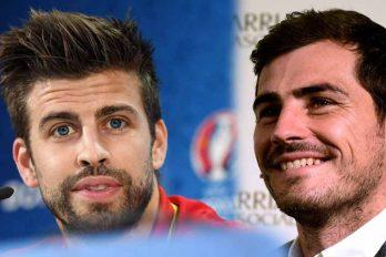 ¿Iker Casillas le pidió entradas gratis a Piqué para el concierto de Shakira?