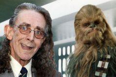 Es oficial: mirá quién será el actor que reemplazará a Peter Mayhew como Chewbacca