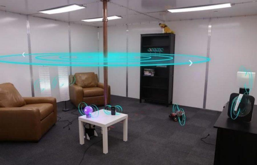 Desarrollan habitación que carga tu celular automáticamente
