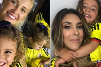 Así celebraron, con la fe intacta, las familias de los jugadores de la Selección Colombia