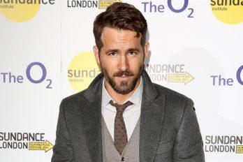 El actor Ryan Reynolds, héroe en la ficción y… ¡En la vida real!