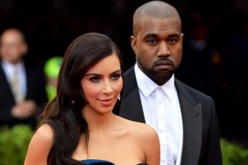 Kim Kardashian y Kanye West esperarían gemelos para enero
