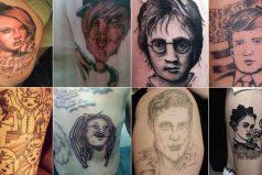 Los peores tatuajes de famosos de la historia. ¡No sabrás si reír o llorar!