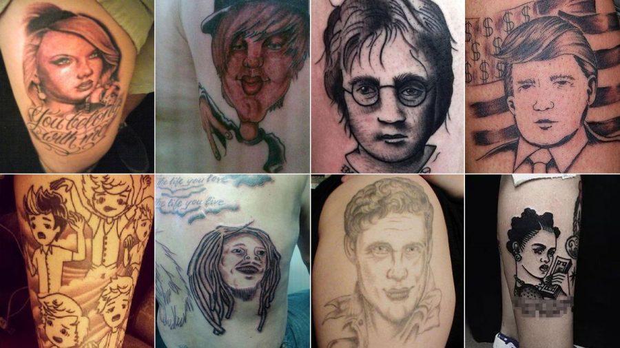 Tatuajes De Famosos El Ultimo Accesorio De Moda: Los Peores Tatuajes De Famosos De La Historia. ¡No Sabrás
