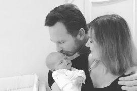 Por fin ponemos cara al bebé de Geri Halliwell, la ex miembro de las Spice Girl