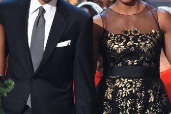 Primeras impresiones de Barack y Michelle Obama tras su salida de la Casa Blanca